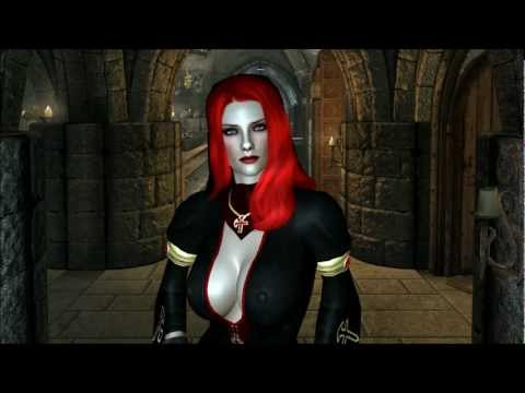 The Elder Scrolls V: Skyrim - Siggy Armor Royal Re-Texture Mod