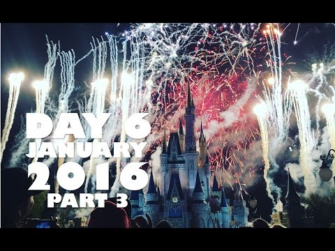WDW January 2016 | Day 6 (Part 3)