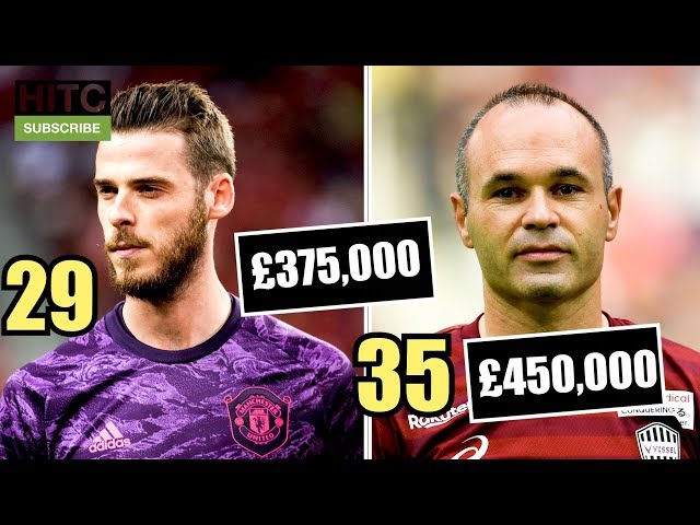 Play this video Most OVERPAID Footballer Of EVERY Age 18-38