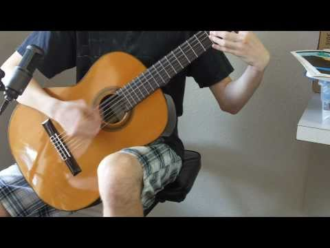 TOBUSCUS I CAN SWING MY SWORD Guitar Cover