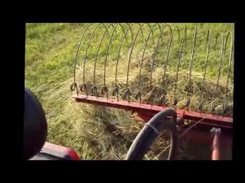 Самодельные грабли для уборки сена