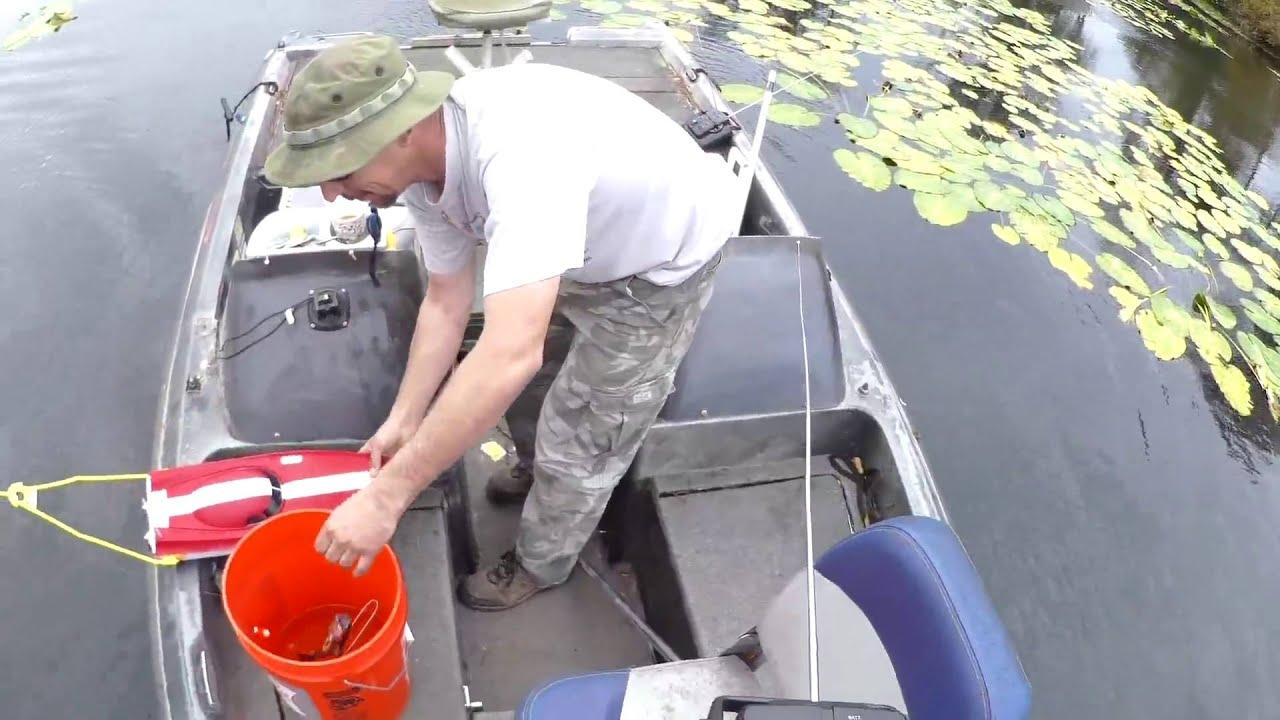 Казанка 5м3 тюнинг своими руками 81