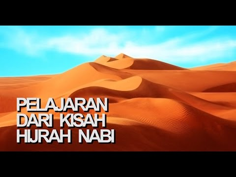 Pelajaran Dari Kisah Hijrah Nabi - Ustadz Firanda Andirja,MA