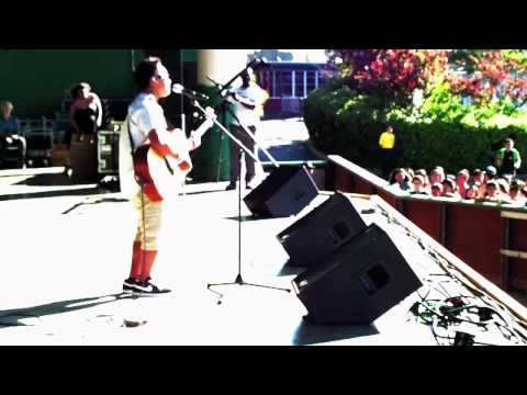 Next to You/Marry You/What Makes You Beautiful At Kababayan Fest 2012 Mark Hattori