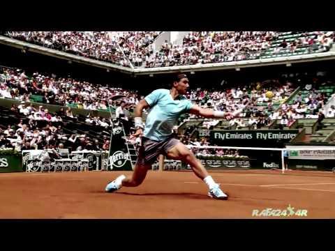 Rafael Nadal - The Last Challenge [HD]