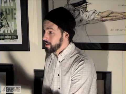 THE DILLINGER ESCAPE PLAN on Issue Oriented - Option Paralyis (part 1)