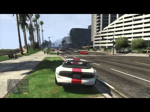 GTA 5 Cheats - Moon Gravity
