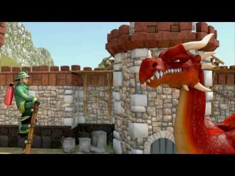 Imaginext® Hassle With the Castle - Entertainment Video Episode