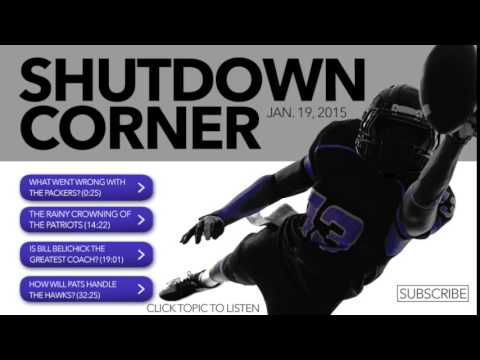 Shutdown Corner Podcast —  January 19, 2015