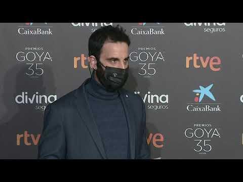 Lectura de nominados de los 35 Premios Goya