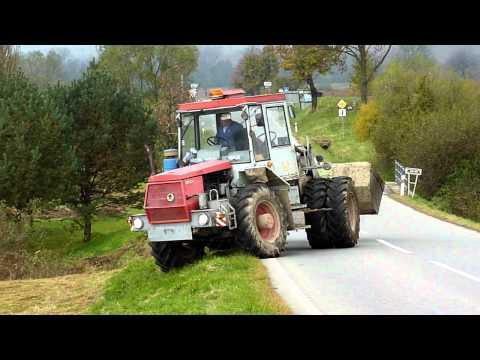 Škoda ŠT 180 prijazd