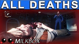 The Evil Within 2 All DEATH SCENES | Death Animations