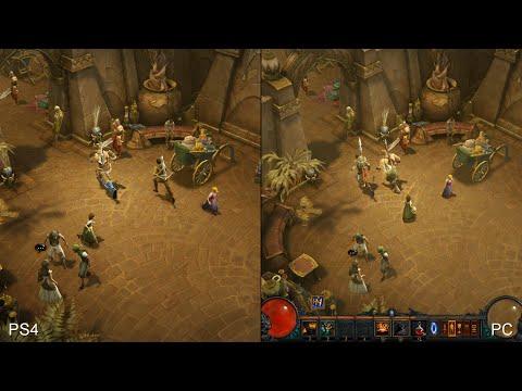 Diablo 3: PS4 vs PC Comparison