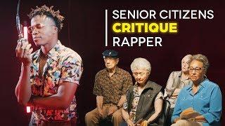 Senior Citizens Critique Grammy-Nominated Rapper