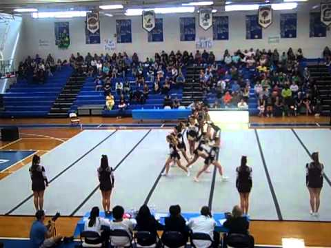 Poquoson High School Competition Cheer 9 28 2013