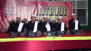 download lagu An-nur Bersholawat-Hadroh Padang Bulan 2017 3 gratis