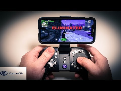 GameSir G5: BEST Fortnite/Pubg Mobile Controller