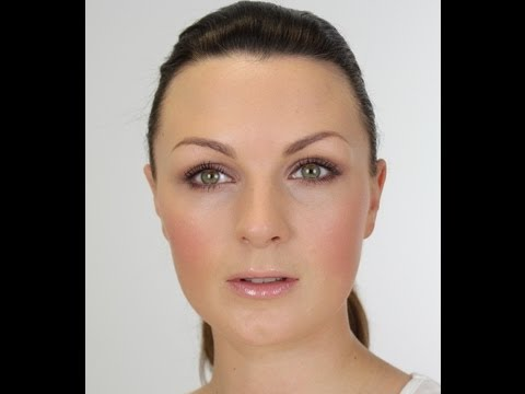 10 Minute Coleen Rooney Make up