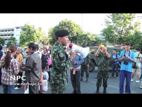 Thailand´s army declares Coup d´Etat #2, 23.05.2014