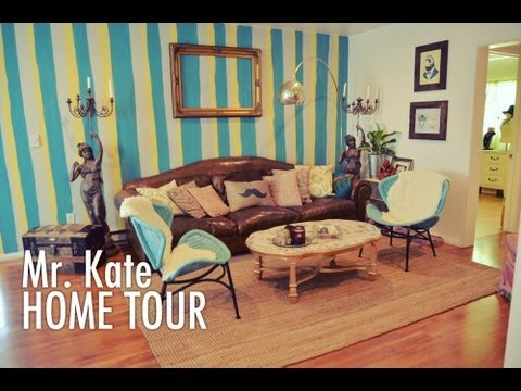 Home Tour with Mr. Kate