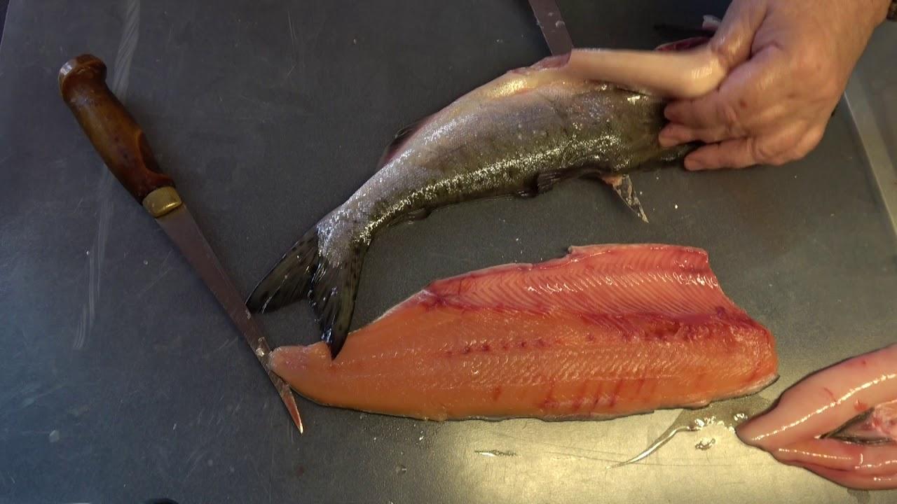 Посолить рыбу в домашних условиях кету в 810