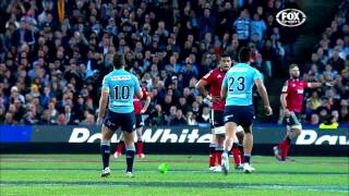 Super Rugby returning to Fox Sports in 2015 | Super Rugby Video Highlights