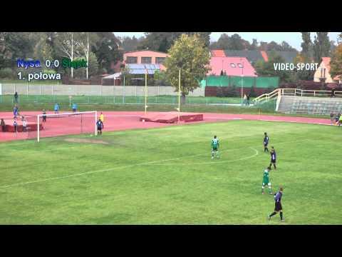 Nysa Zgorzelec-Śląsk Wrocław - Cały Mecz (12.10.2012)