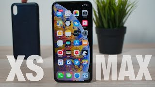 iPhone XS MAX - One Month Later Review!