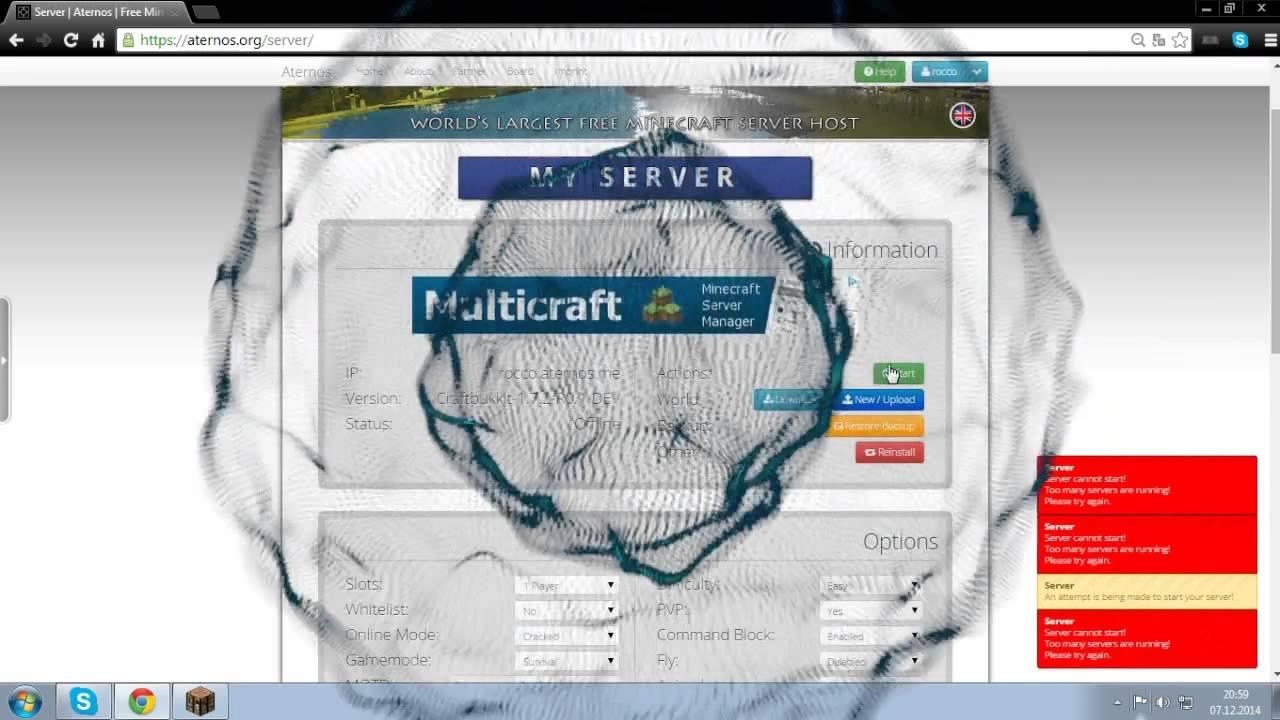 создать сервер майнкрафт без плагинов создать сервер