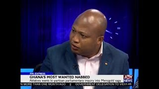 Ghana's Most Wanted Nabbed – PM Express on JoyNews (14-1-19)