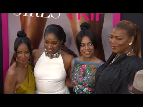'Girls Trip' cast on girls trip dos and don...
