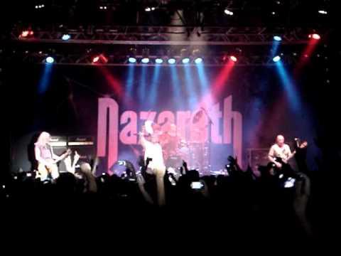 NAZARETH - BLUMENAU - SC - 19/11/2011