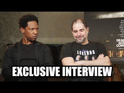 DRAGGED ACROSS CONCRETE - S. Craig Zahler And Tory Kittles Exclusive Interview