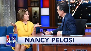 Speaker Nancy Pelosi On Donald Trump's Future As President