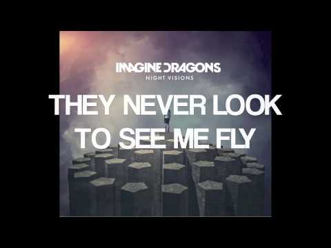 Tiptoe - Imagine Dragons (With Lyrics)