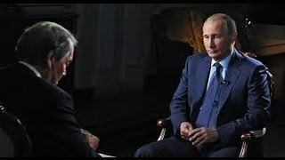 Wladimir Putin Interview CBS in New York (deutsch) 2015 - die besten Ausschnitte