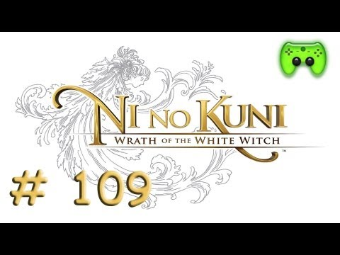 Let's Play Ni No Kuni #109 [Deutsch/HD/Blind] - Eis Troll