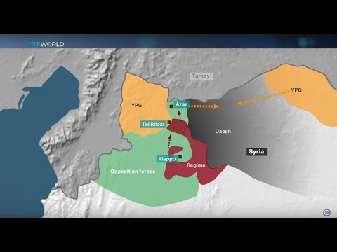 Summary of the current situation in northern Syria