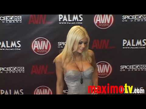 AVN AWARDS SHOW Red Carpet  Sasha Grey, Jesse Jane, Lisa Ann, Bree Olson, Shy Love