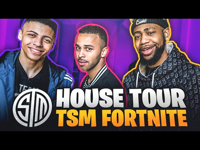 TSM Fortnite House Tour! thumbnail