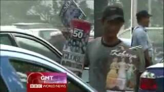 BBC World reports on youth unemployment in Indonesia