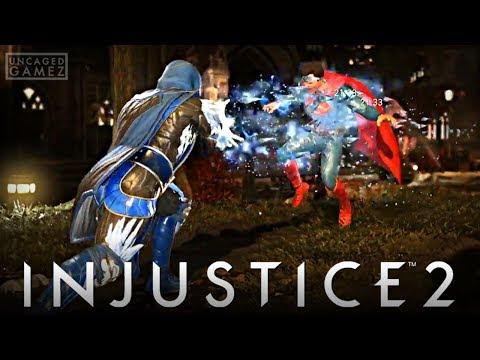 Injustice 2: FULL Sub-Zero Gameplay Walkthrough!