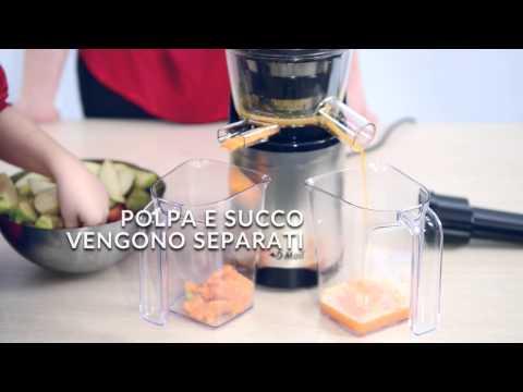 Estrattore Di Succo Slow Juicer Silvercrest Opinioni : Estrattore di succo Slow Juicer - Festa Della Mamma - Dmail