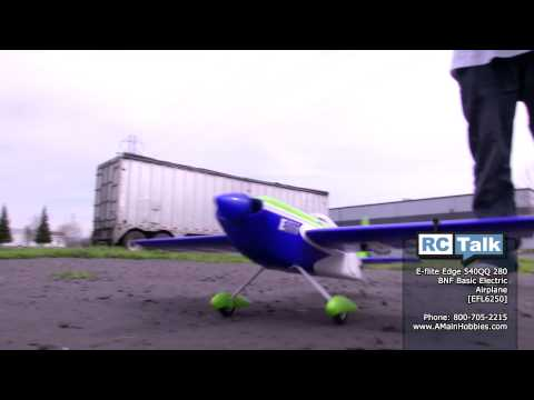 E-flite Edge 540QQ 280 Review: A Main Hobbies' RC Talk