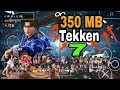 How To Download Official Tekken 7  Game In Android On Ppsspp  || Only 350 MB || 2018 ||TECHNO KINGS
