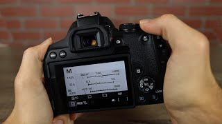 01. Canon T8i (850D) Tutorial - Beginner's User Guide to Buttons & Menus