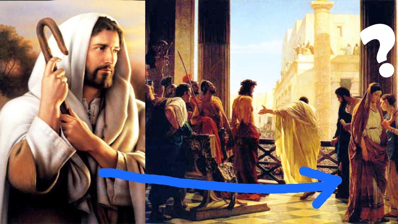 10 Misconceptions About Jesus 4  Jesus was a carpenter