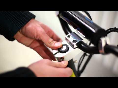 Trottinette electrique SXT 1000 / Aide au montage / Trottinettes electriques SXT