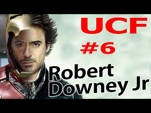 Useless Celebrity Facts #6 - Robert Downey Jr