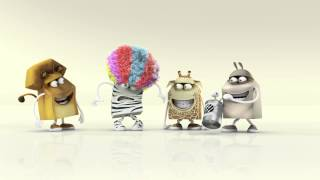 HAPPY MEAL COMMERCIAL HD | Madagascar 3 - Spain